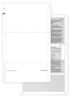 Irs Approved C Pressure Seal Tax Form  Size   X