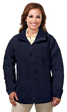 Women's Windproof/Water Resistant PU-Coated Micro Fleece Shell Adventure Jacket * Startling review available here  : Plus size coats