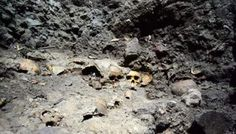 Mysterious Aztec Skull Rack Discovered in Mexico City
