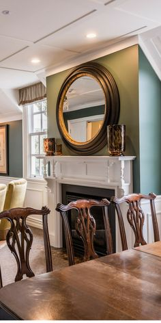 New England style decor in The Residence, The George, Christchurch NZ New England Style, Luxury Accommodation, Restoration, Bedroom, Table, Furniture, Home Decor, Decoration Home, Room Decor