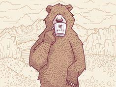 Grizzly brew
