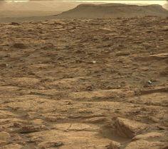 Curiosity Sol 1480 Image