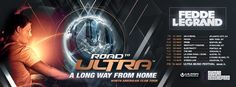 ✪ Fedde le Grand & Sultan + Ned Shepard | Road to Ultra (Update 1) | Video Diary & Photos