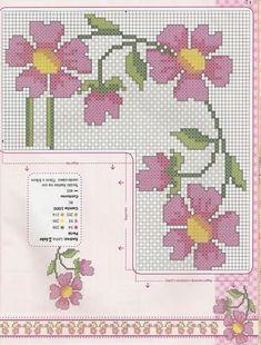 graficos de bordados em tecido xadrez para imprimir - Pesquisa Google
