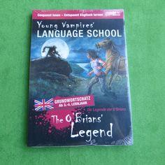 Young Vampirs`Language School The O`Brians Legend Taschenbuch Tandem