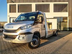 IVECO Daily 70 High Race Basis #kegger #IVECO #autotransporter