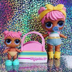 Dawn & Lil Dawn. #series3wave2 #lolseries3wave2 #purplepearlsurprise #pearlsurprise #lilsistersseries3wave2 #series3wave2 #lolsurpriselilsisters #lolsurprise #lolsurprisedoll #lolsurprisedolls #lolsurprisedollscollector #collectlol #lolsurpriseseries1 #lolsurpriseseries2 #lolsurpriseseries3 #lolsurprisepearlsurprise #lolsurprisepearl #limitededition #lols #lolsurpriselilsisters #lolsurpriseconfettipop #lolsurpriseconfettipopsurpriae #lolconfetti #lolconfettisurprise #lolpunkboi #lolpunk…