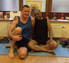 rastislav klembara, ucitel jogy kosice, yoga teacher kosice, ucitel jogy v Ashtanga Yoga Club Kosice |