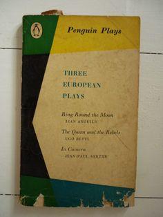 Vintage Penguin covers