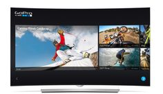 LG is ready to show off its new 2015 HDTVs -- LCD and OLED -- and along with the new webOS 2.0 smart TV platform, it's promising some new upgrades to app