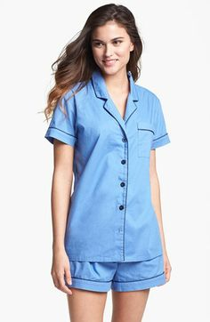 I'll take three. Nordstrom Classic Short Pajamas available at #Nordstrom