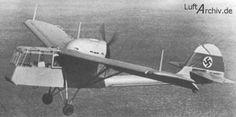 Siebel Si 201 - Air Observation Post Prototype : WeirdWings