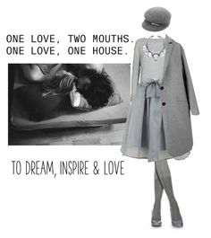 """""""To dream, inspire and love!"""" by katerinag ❤ liked on Polyvore featuring T By Alexander Wang and Nine West"""