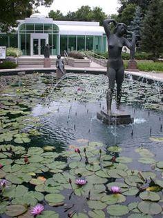 Assiniboine Park, Winnipeg, Manitoba