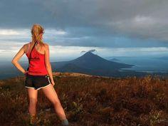 Volcán Momotombo View - Nicaragua