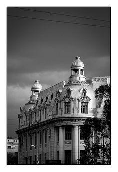 Old Bucharest center University