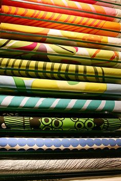 Marimekko fabrics Finland