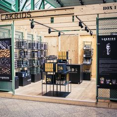 Pop-Up Store im Bikini Berlin Concept Shopping Mall | creme guides