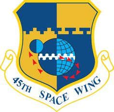 #45th Space Wing (45 SW) is a United States Air Force unit. It is assigned to the Fourteenth Air Force, stationed at Patrick Air Force Base, Florida. It commands Patrick AFB and the Cape Canaveral Air Force Station. The mission of the #45th Space Wing (45 SW) is to assure access to the high frontier and to support global operations.