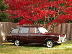 1967 Ford Cortina Estate Station Wagon For Sale