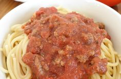 This post may contain affiliated links. Spaghetti with meat sauce is a great meal for the whole family. Little kids love to eat it and it can be prepared with only a few ingredients. For this recipe you can use 1/2 lb. ground beef or turkey. Onetrick for saving money on groceries is to …