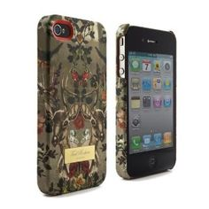 Ted Baker Emna Floral Fawn Case Hard Shell Cover