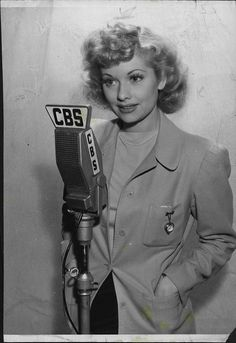 Comedy legend Lucille Ball was born August Today, she is most famous for her television work, particularly the groundbreaking sitcom I Love Lucy, but Lucille Ball had a long career in radio. Hollywood Walk Of Fame, Hollywood Stars, Classic Hollywood, Old Hollywood, Hollywood Bedroom, Hollywood Glamour, The Comedian, I Love Lucy, Divas