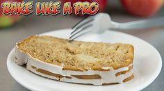 Easy Apple Cinnamon Fritter Cake Recipe