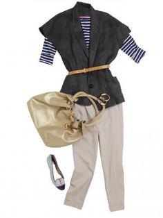31 Ways to Dress Slimmer #Fashion