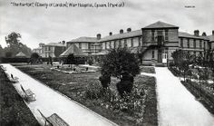 The County of London War Hospital, Horton Psychiatric Hospital, Old Street, Hospitals, Asylum, Westminster, Surrey, Abandoned Places, Mental Health, British