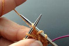"""A different way to """"make one"""" - no purl bump.   http://florandfauna.wix.com/florandfauna"""