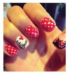 Disney nagels