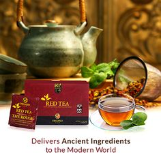 Ganoderma red tea