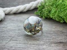 Kagylócskák levendulával műgyanta gyűrű Rings For Men, Jewelry, Accessories, Men Rings, Jewlery, Jewerly, Schmuck, Jewels, Jewelery