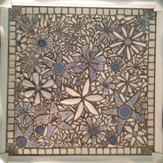 Mosaics on pinterest mosaic tables mosaics and mosaic table tops