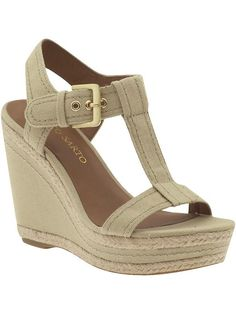 Franco Sarto: Ambrosia Wedge in Natural $79