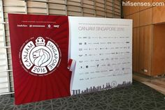 Here we are with extremely awaited event of this year! CanJam Singapore 2016!  #hifisenses #hifi #audiophile #audio #event #canjam #singapore #report