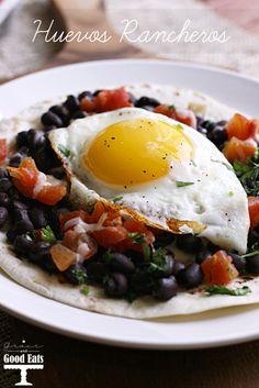 Huevos Rancheros- fu