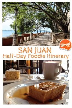 Spending a day in Old San Juan. An afternoon itinerary of food and culture. From food and travel expert Rachelle Lucas of TheTravelBite.com. ~ http://thetravelbite.com