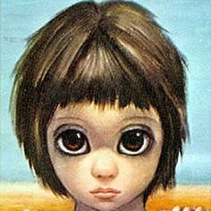 "Margaret+Keane,+a+famous+American+artist+and+pop+culture+icon,+is+universally+known+as+the+""mother+of+big-eye+art.""  In+the+1950s,+Margaret's..."