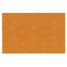 KESS InHouse Julia Grifol 'Orange Flowers' Dog Place Mat, 13' x 18' *** New and awesome product awaits you, Read it now  (This is an amazon affiliate link. I may earn commission from it)