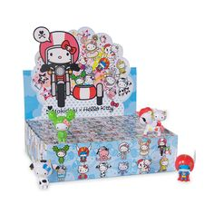 Tokidoki Hello Kitty Mystery Blind Box Figure