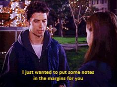"19 Of Jess Mariano's Best Lines On ""Gilmore Girls"""