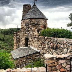 Cherokee Ranch & Castle in Sedalia, CO