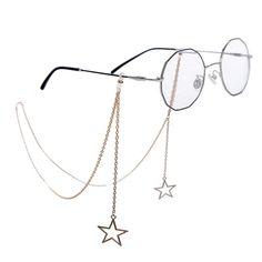 New Fashion Womens Penadant Eyeglass Chains Hollow Star Sunglasses Reading Glasses Chain Eyewears Cord Holder Neck Strap Rope Mode Lolita, Cute Glasses, Fashion Eye Glasses, Accesorios Casual, Fantasy Jewelry, Reading Glasses, Cute Jewelry, Eyeglasses, Fashion Accessories