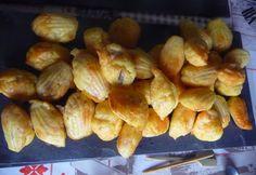recette mini madeleine au saumon fumé et à l'aneth, recette apéritif dinatoire