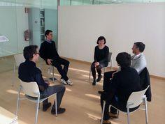 Entrenamiento para hablar en público en #PBCCoworking Una crónica de Raúl Navarro Valiente
