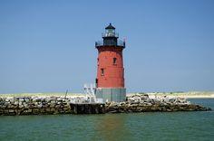 Delaware Breakwater Lighthouse, Lewes, Delaware - Mark Hatchski, photograher