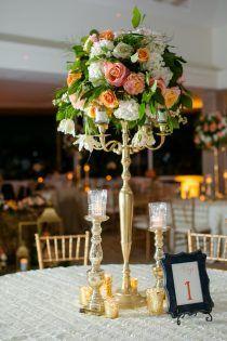 Elegant Navy and Coral Wedding_0049