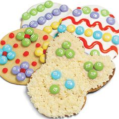 Try this easy recipe and discover a fun new way to make delicious Easter cookies with M&M'S.